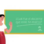 ¡Feliz día a todos los maestros!