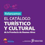 Nueva inscripción al catálogo turístico y cultural de la provincia de Buenos Aires