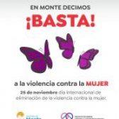 Día Internacional de Eliminación de la Violencia contra la Mujer