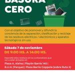 Nueva Jornada de Reciclado de Residuos Electrónicos