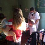 Campaña de refuerzo de vacunas
