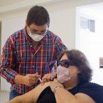Comenzó la vacunación contra el Covid 19 en la Escuela Secundaria N° 1