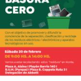Nueva Campaña de Reciclado de Residuos Electrónicos