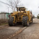 Repavimentación de la Calle Neuquén
