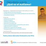Charla Abierta y Gratuita: ¿Qué es el Autismo?