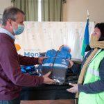 70 nuevas camperas para las cuadrillas de limpieza