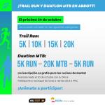Trail Run y Duatlon Mountain Bike en Abbott