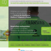 Convocatoria para incorporación de agentes de prevención ciudadana