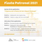Fiesta Patronal 2021